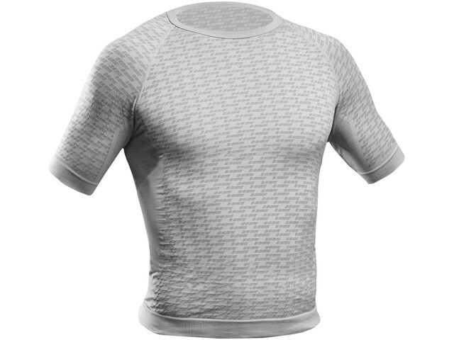 GripGrab Expert Seamless Lightweight SS Base Layer Unisex grey